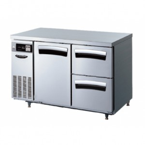 라셀르 테이블 냉장고 (간냉식) (LT-1224R-SD)