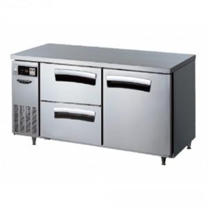 라셀르 테이블 냉장고 (간냉식) (LT-1524R-DS)