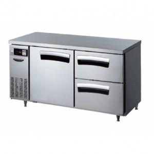 라셀르 테이블 냉장고 (간냉식) (LT-1524R-SD)