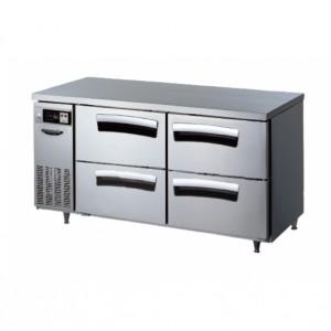 라셀르 테이블 냉장고 (간냉식) (LT-1524R-DD)