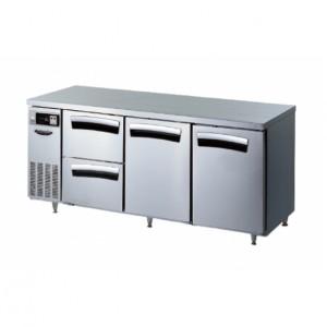 라셀르 테이블 냉장고 (간냉식) (LT-1834R-DSS)