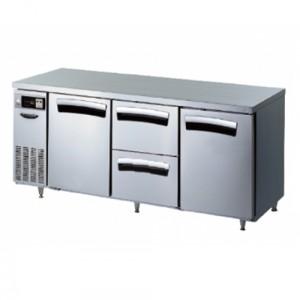 라셀르 테이블 냉장고 (간냉식) (LT-1834R-SDS)