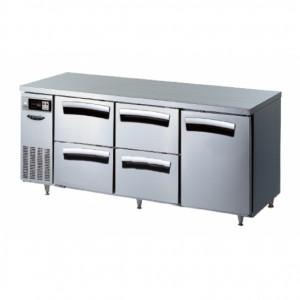 라셀르 테이블 냉장고 (간냉식) (LT-1834R-DDS)