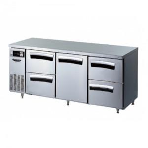 라셀르 테이블 냉장고 (간냉식) (LT-1834R-DSD)