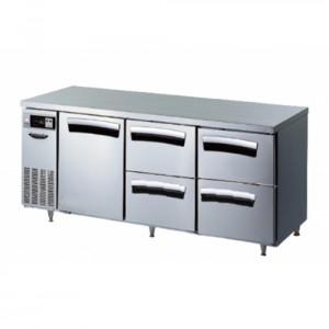 라셀르 테이블 냉장고 (간냉식) (LT-1834R-SDD)