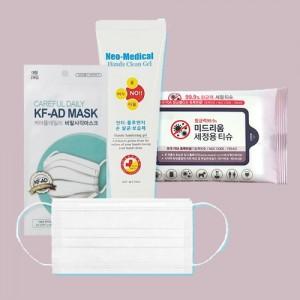 kf-ad 마스크 코로나 예방 기획 세트 CA406