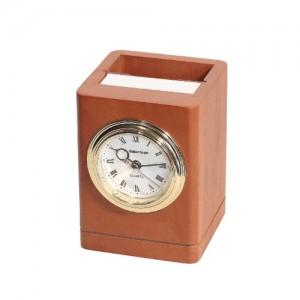 원목 다기능 시계필통 JW-058-1