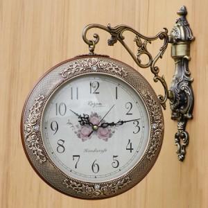 애니카양면시계