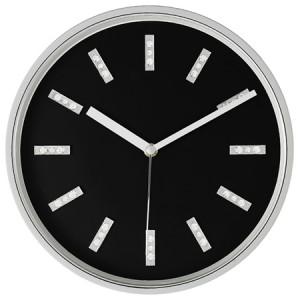 큐빅 무소음벽시계 - [JS-3025] 中_250*250*50mm