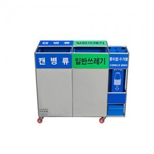 D-34 2분류50리터 + 종이컵 300잔