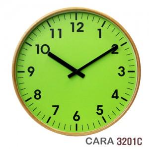카라(CARA)저소음 벽시계-3201C