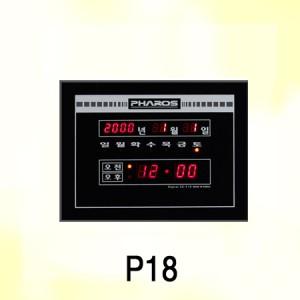 P18/식당개업용 선물추천,날짜,요일시계