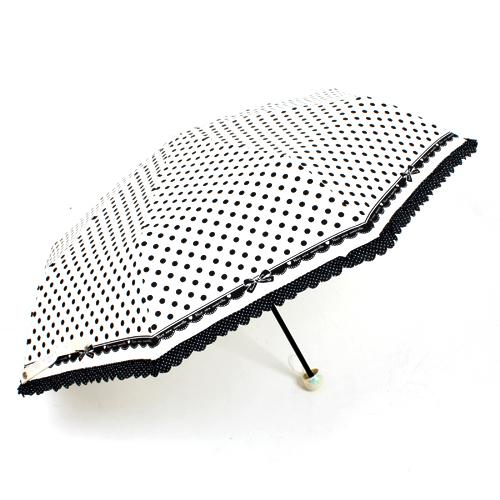 [랜드스케이프] 3단수동땡땡이레이스 우산/46-00017