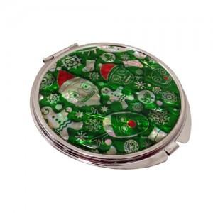 산타클로스 손거울[초록]가격:15,000원