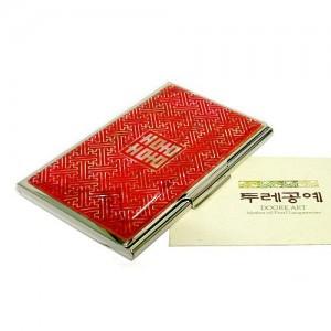 나전명함집[희자문 빨강]가격:15,000원