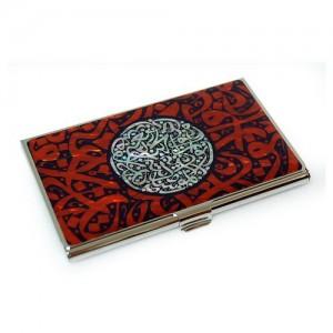 Calligraphy(캘리그라피) 휴대명함집가격:15,000원