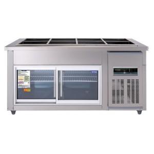 우성 찬밧드글라스냉장고 WSM-150RB(G)(디지털) 냉장용