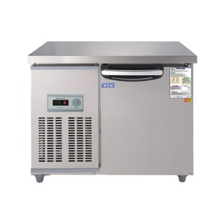 우성 보냉테이블냉장고 3자 CWS-090RT(아날로그) 냉장용