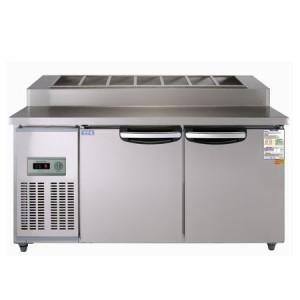 우성 토핑테이블 CWS-150RBT(15)(아날로그)밧드:150 냉장용