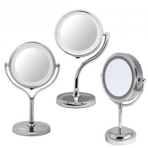 LED 탁상거울 3종택 1 거울 화장소품