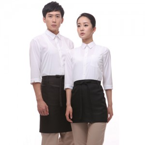 YU19WW 백색 스판 칠부셔츠(공용)가격:28,600원