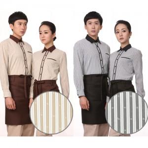 YU18CO 커피/그레이 다이아패턴 스판 긴팔셔츠(공용)가격:36,300원