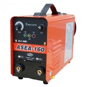 [아세아]인버터아크용접기ASEA-160세트(전기인증)