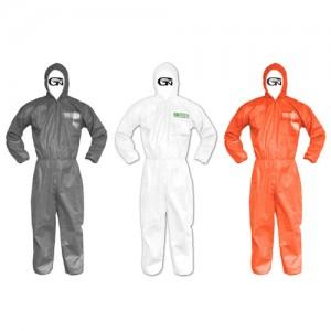 SMS 원피스 보호복 (흰색,오렌지,회색) 24EA