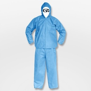 CS 파란색 투피스 보호복 24PCS가격:108,600원