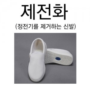 제전화(정진기 제거 신발)