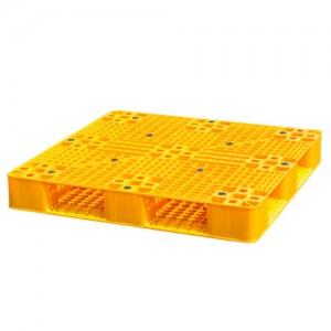 DIP1111(노랑)  지게차 전용 / 일체형 파레트 (양면 사용)