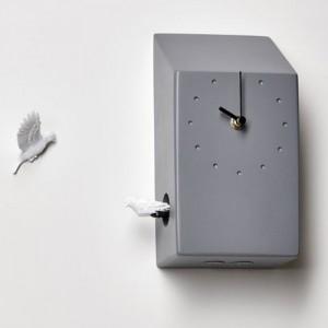 Cuckoo X CLOCK - Home(Dark grey)