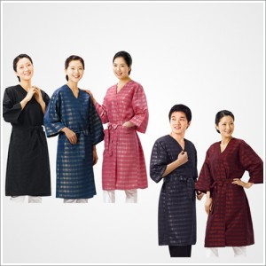 N/P체크가운(남/여)가격:38,000원