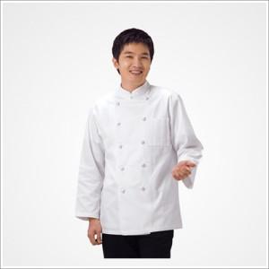 식당매듭단추유니폼