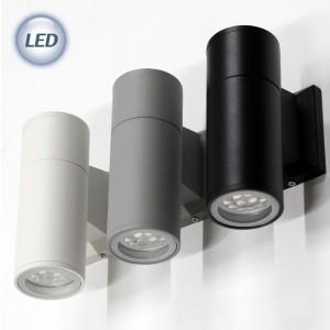 외부원통 MR16 벽1등 - 3color  (LED MR16 220V)가격:35,000원