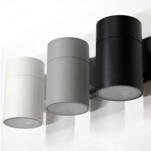 외부원통 PAR30 벽1등 - 3color (PAR30/LED겸용)