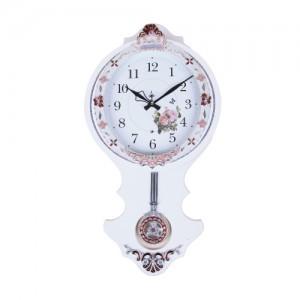 화이트 왕관 추시계 AP-726(벽걸이시계)