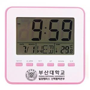 캘린더 디지털 탁상시계