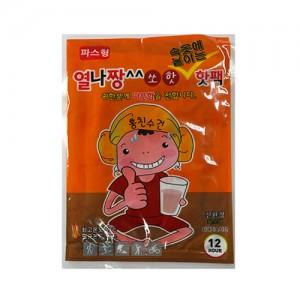 핫팩-열나짱 손난로 파스형(50g)