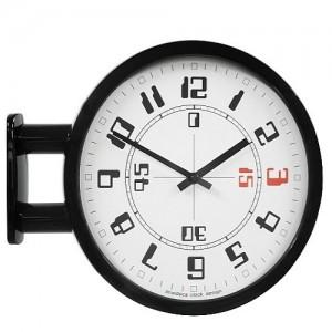 Morden Double Clock A4(BK)