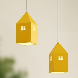[바이빔] 하우스2등 펜던트[LED]-6color