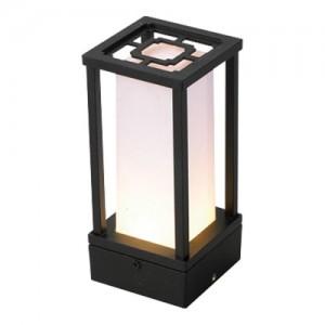 LED(8W) 문주등(4846)小문주등 [흑색]