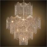 [스와로브스키 스펙트라] (C-0285)너울 8등 크리스탈샹들리에 XL (램프미포함)가격:990,000원