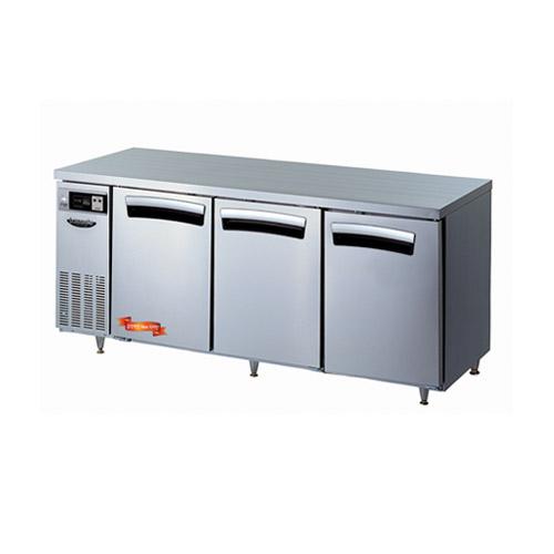 라셀르 테이블 냉장고(간냉식)(LT-1833R)