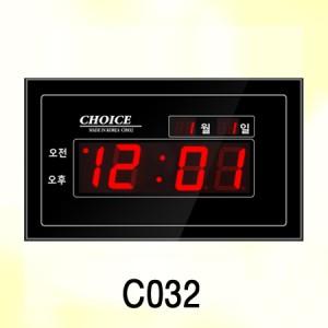 C032/ 월/일 표시