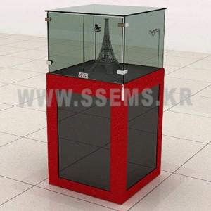 알루미늄 고급진열장 SM-301RB