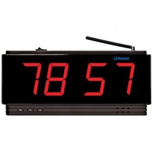 대기번호 2개 화면 수신기(모니터) LM-D202KF(FM)