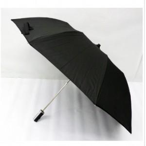 [2단우산]키르히탁2단검정폰지니켈우산
