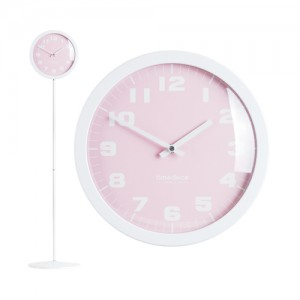 Stand Clock 모노 파스텔 (3 color) 선택