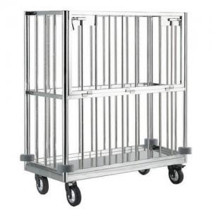 세탁물 운반카트 대형/라운드리트로리가격:825,000원